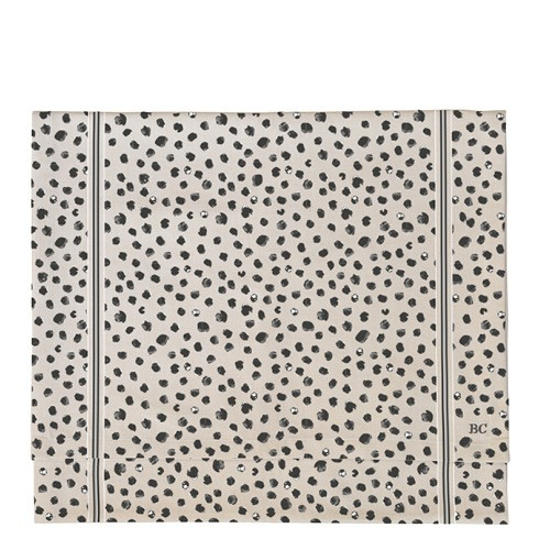 """Bastion Collections - Tischläufer """"Happy Dots"""" - 50 x 160 cm"""