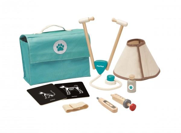 PlanToys - Tierarzt-Tasche