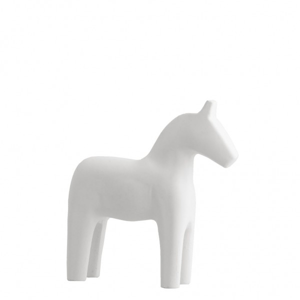 "STOREFACTORY - Pferd ""Rättvik"" weiß - large"