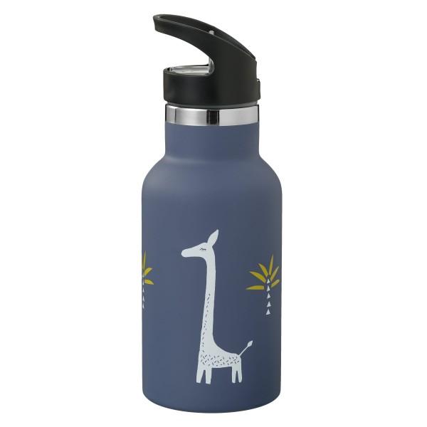 """Fresk - Thermosflasche mit 2 Verschlüssen """"Giraffe"""""""