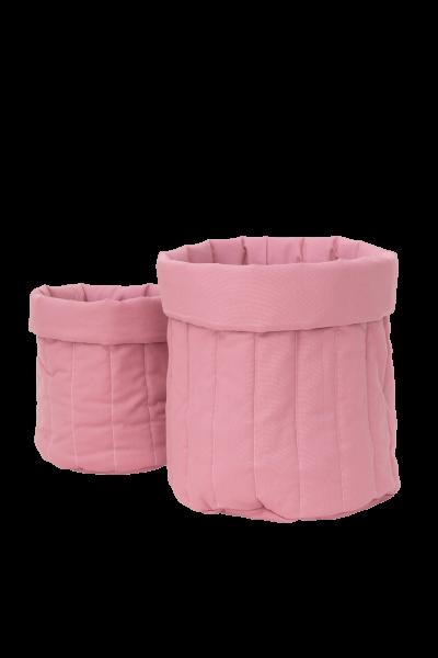 Wigiwama - Aufbewahrungskörbe Blush Pink
