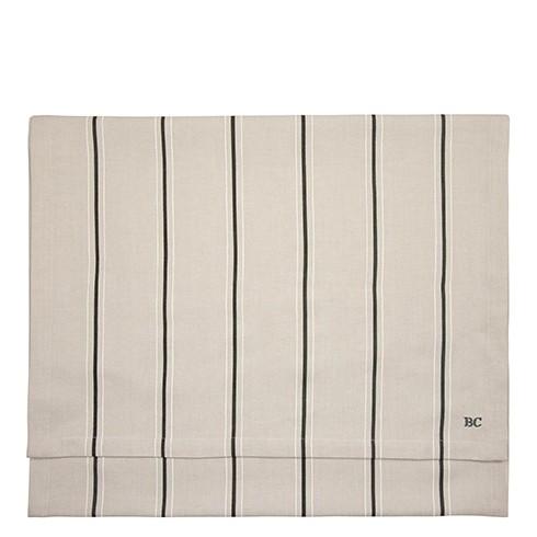 """Bastion Collections - Tischläufer """"Streifen"""" - 50 x 160 cm"""