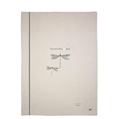 "Bastion Collections - Geschirrtuch ""Beautiful Day"" - 50 x 70 cm"