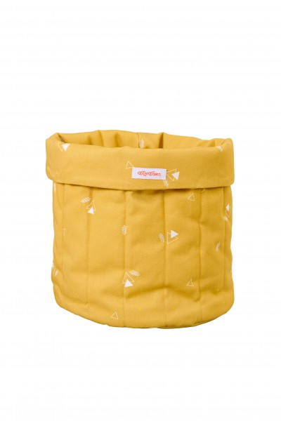 WigiWama - Aufbewahrungskorb - Wonder Forest Collection - Honey Mustard - verschiedene Größen