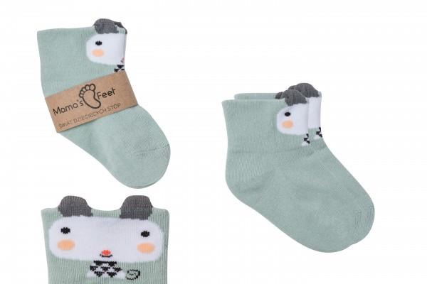 Mama's Feet - Tiermotiv Socken Harry