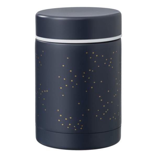 """Fresk - Thermobehälter für Warmes und Kaltes """"Indigo Dots"""""""