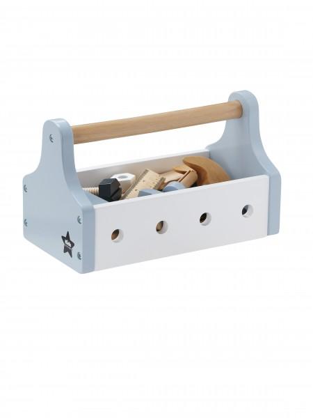 Kid's Concept - Werkzeugkiste blau, 20-teilig