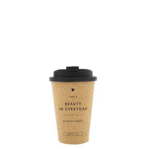 """Bastion Collections - Coffee to go Becher """"Beauty in everyday"""""""