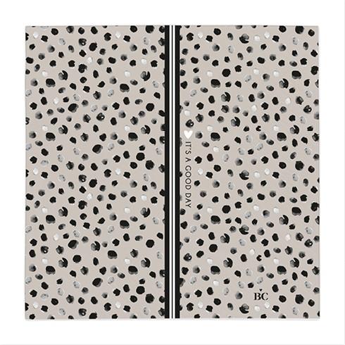 "Bastion Collections - Servietten ""Happy Dots"" - 20 Stück"