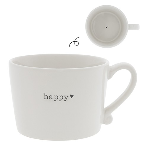 "Bastion Collections - Tasse ""Happy"""