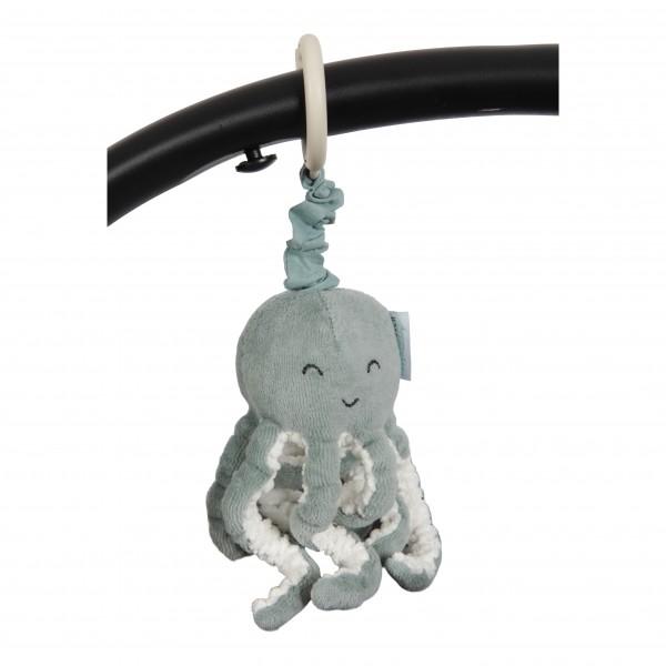 """Little Dutch - Anhänger-Zittertier """"Oktopus"""" - Ocean Mint"""