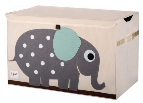 Aufbewahrungstruhe Elefant