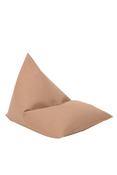 Wigiwama Sitzsack Classic Plain Collection in Warm Beige