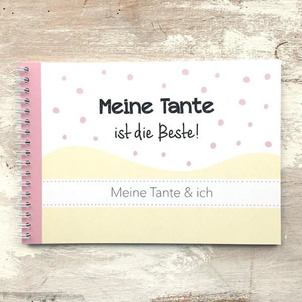 """Mintkind - Erinnerungsbuch """"Meine Tante & Ich"""""""