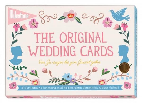Hochzeitskarten Meilensteine