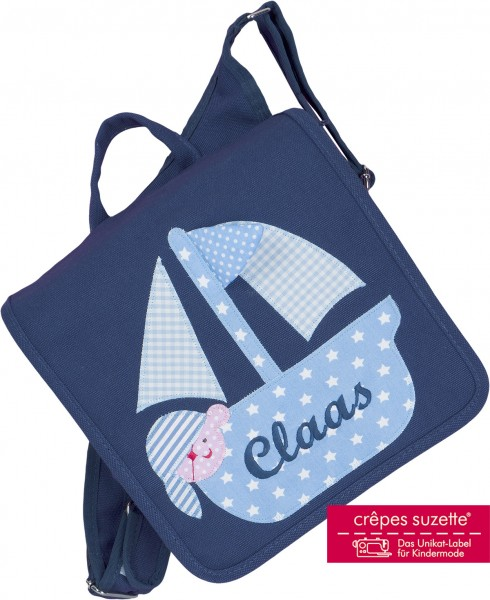 Kindergartentasche Segler
