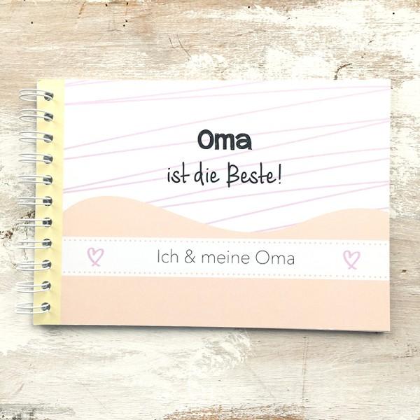 """Mintkind - Erinnerungsbuch """"Ich & meine Oma"""""""