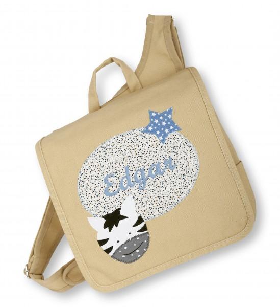 "crepes suzette - Kindergartentasche ""Edgar"" sand"