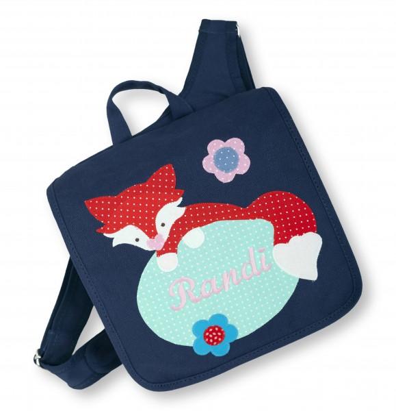 "crepes suzette - Kindergartentasche ""Randi"" dunkelblau"