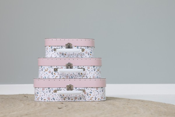 Little Dutch - Koffer-Set für Kinder - 3-teilig
