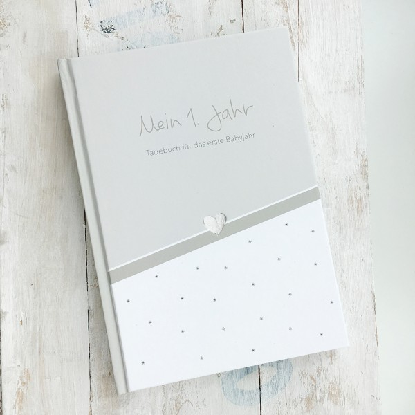 """Mintkind - Tagebuch """"Mein erstes Jahr"""" natur"""